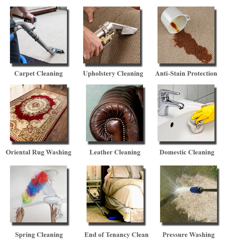 Plymouth carpet cleaning services